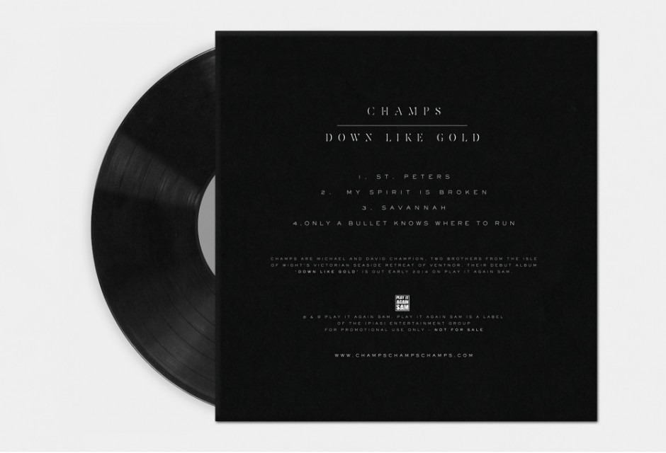 Black And White Album Back Cover Vinyl Tracklist