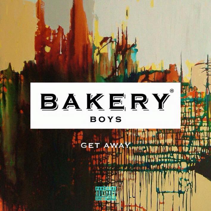 Graphic Design Services Single Artwork For Bakery Boys Get Away